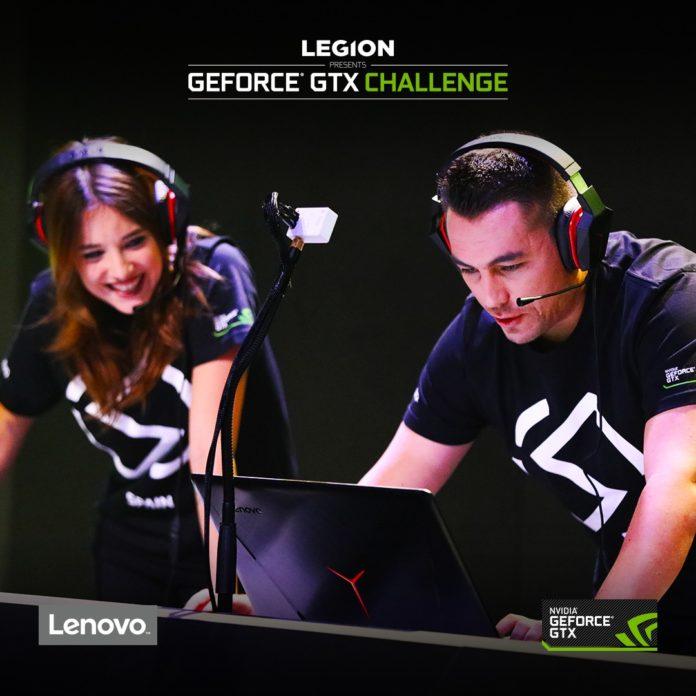 Legion GTX Challenge