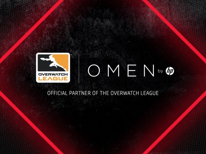 OMEN by HP - Overwatch League