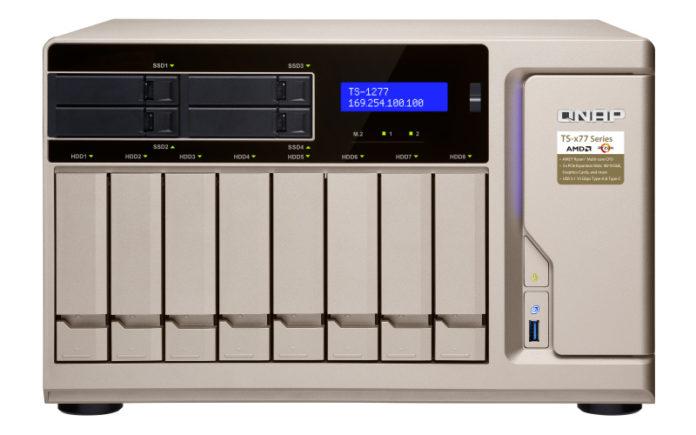 QNAP TS-1277