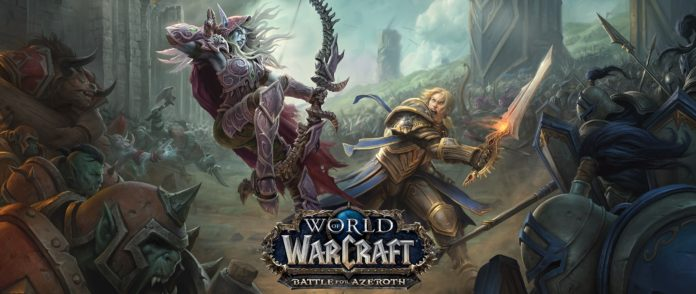 World of Warcraft - Battle for Azeroth