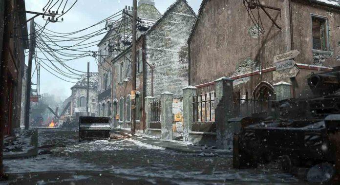 Call of Duty: WWII - Zimowe Oblężenie