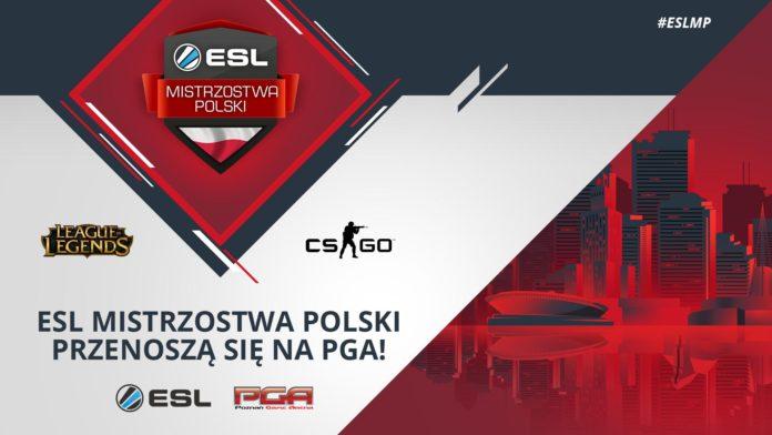 ESL i Poznań Game Arena ogłosiły współpracę w kwestii rozgrywek 1