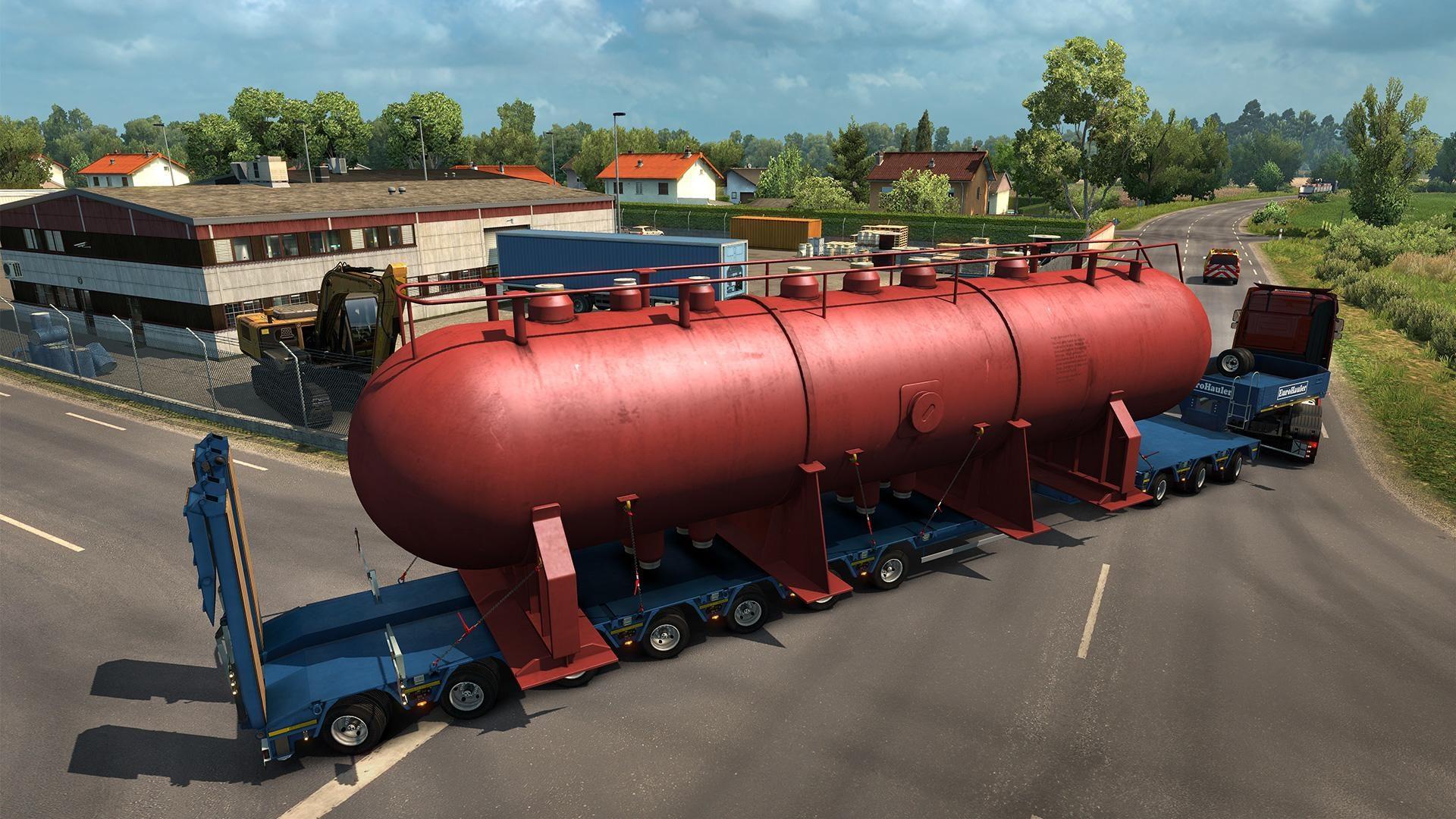 euro truck simulator 2 special transport 1
