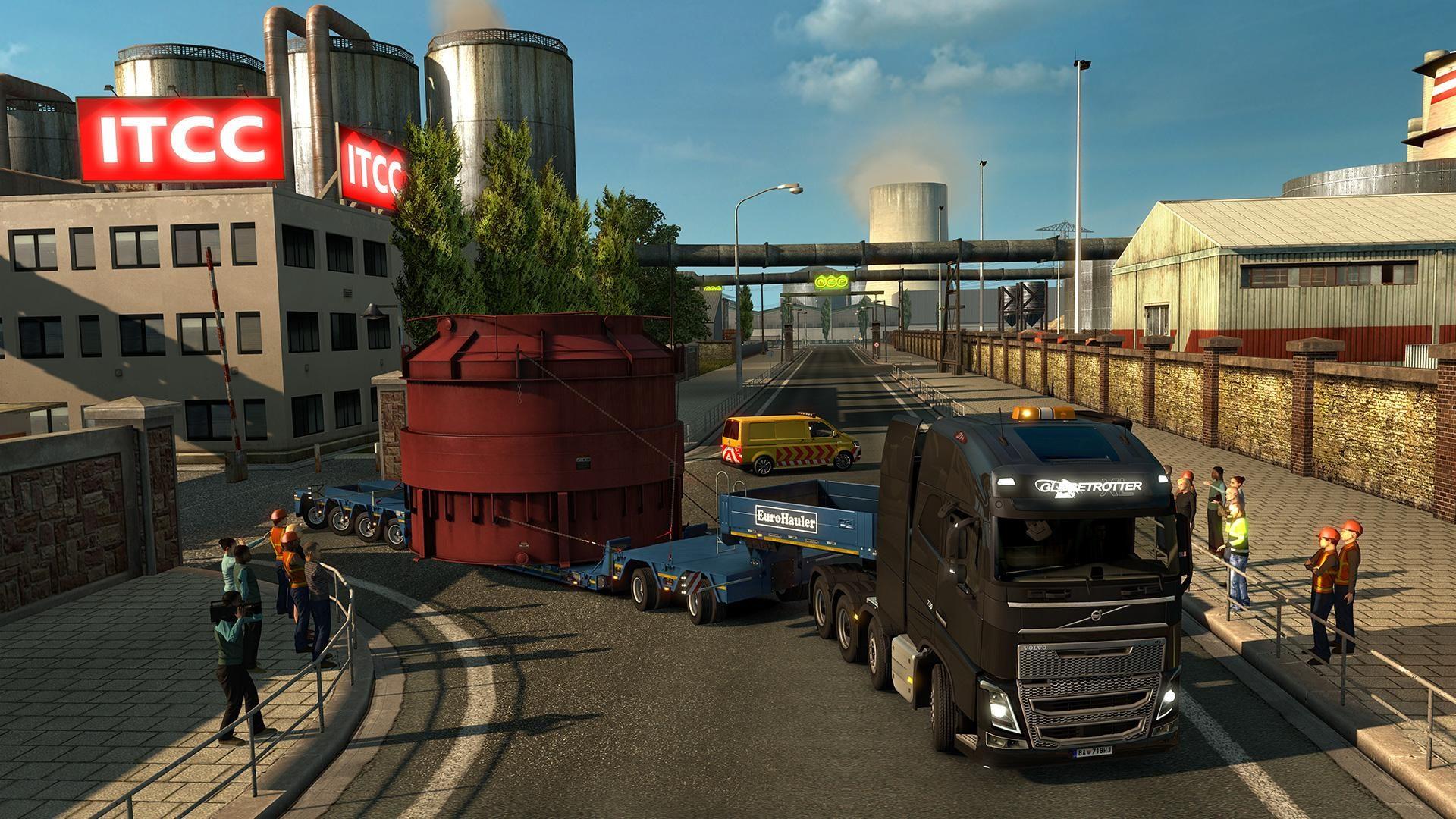 euro truck simulator 2 special transport 2