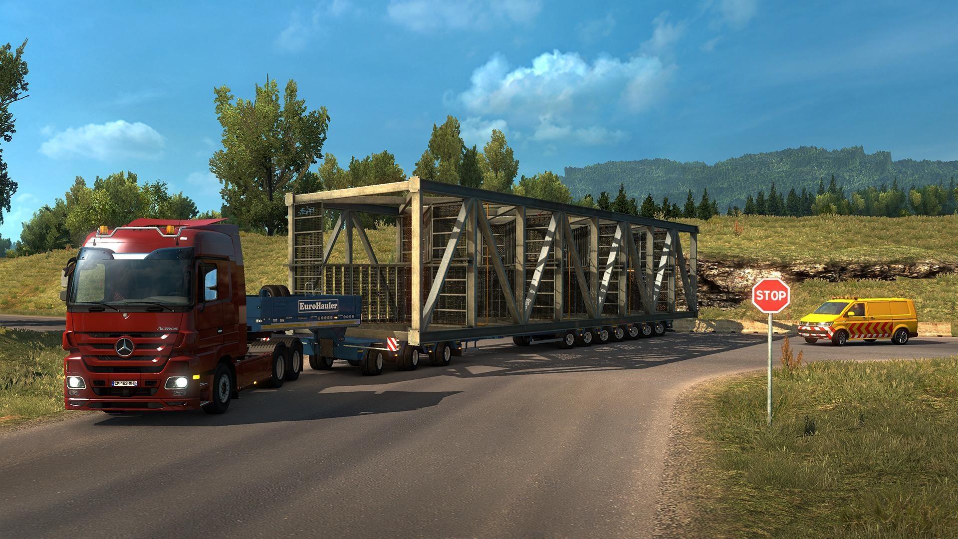 euro truck simulator 2 special transport 3