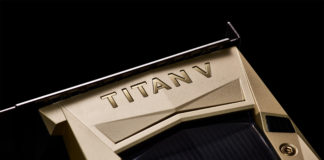NVIDIA TITAN V - logo
