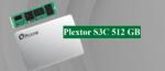 Plextor S3C 512 GB - duża pojemność dla zwykłego konsumenta 1