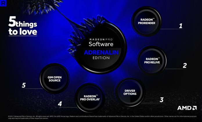 AMD Radeon Software Adrenalin Edition 17.12.1 - nowe sterowniki 3