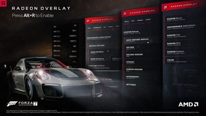 AMD Radeon Software Adrenalin Edition 17.12.1 - nowe sterowniki 1