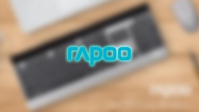 Rapoo - logo