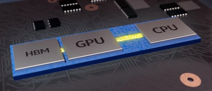 Intel with Radeon RX Vega M