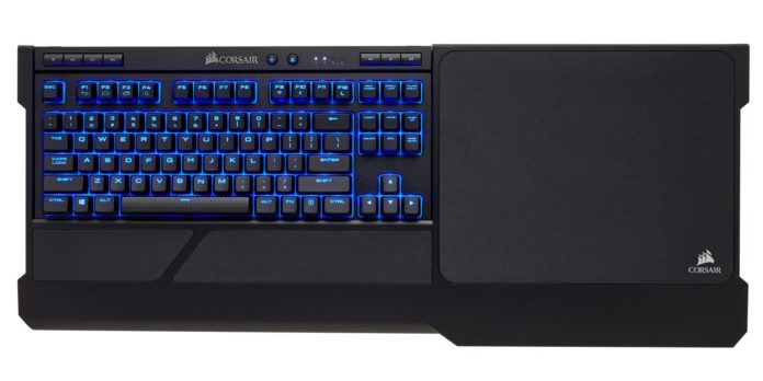 Corsair K63 Wireless Gaming Lapboard