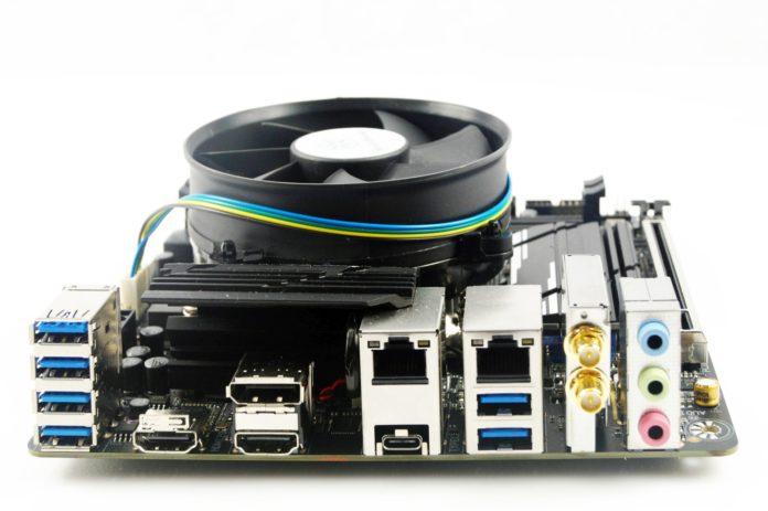 GIGABYTE Z370N WIFI - ciekawa płyta mini-ITX dla Coffee Lake 1