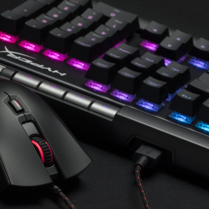 HyperX Alloy Elite RGB