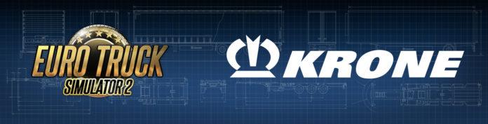 Euro Truck Simulator 2 - naczepy KRONE