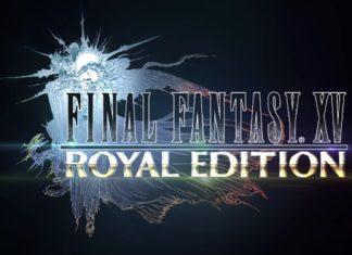 FINAL FANTASY XV Royal Edition