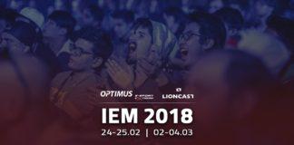 IEM Katowice 2018 - Lioncast, Optimus