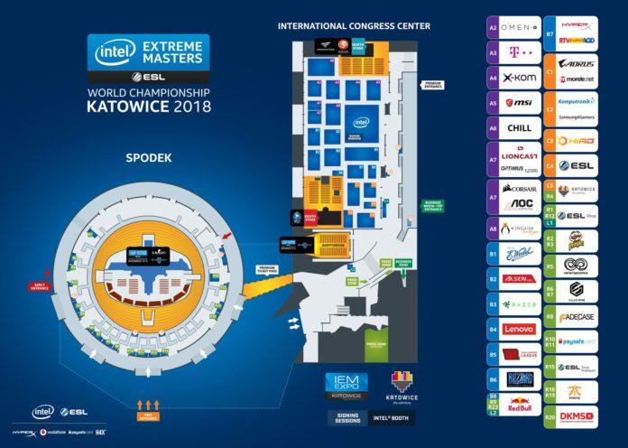IEM 2018 map