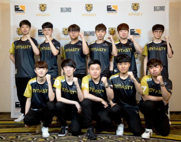 Seoul Dynasty - KSV eSports
