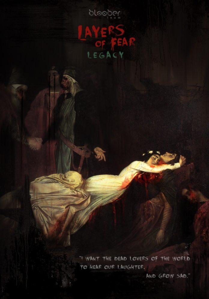 Layers of Fear: Legacy - Walentynki