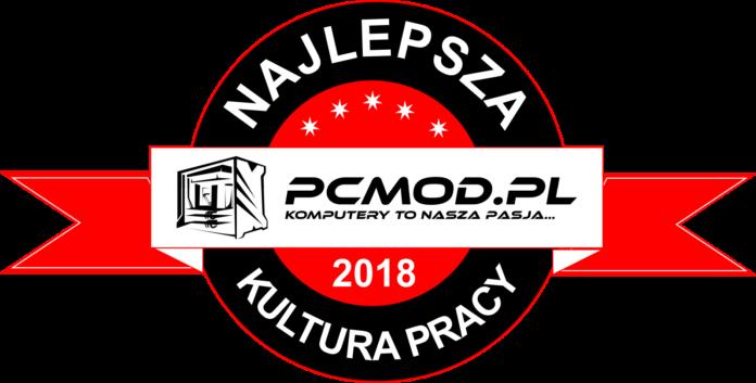 PcMod.pl - nagroda, najlepsza kultura pracy
