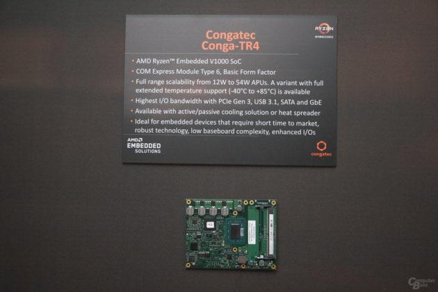 AMD Ryzen Embedded