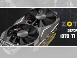 ZOTAC GeForce GTX 1070 Ti Mini - logo