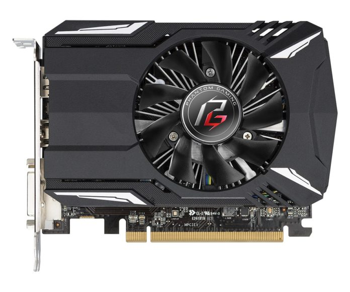 ASRock Phantom Gaming Radeon RX 560 2G