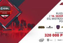16. sezon ESL Mistrzostwa Polski