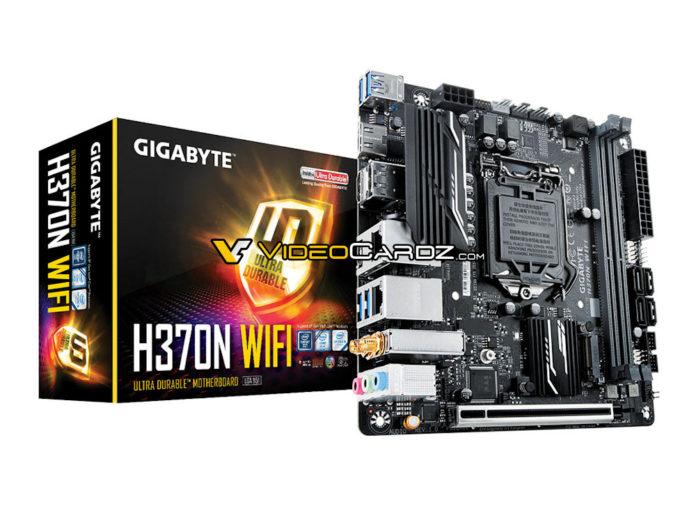 Gigabyte GA-Z370N WIFI