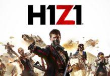 H1Z1 - logo