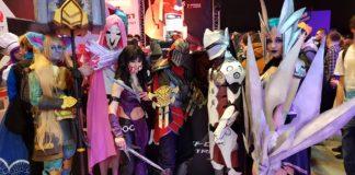 Intel Extreme Masters Katowice 2018 - cosplay