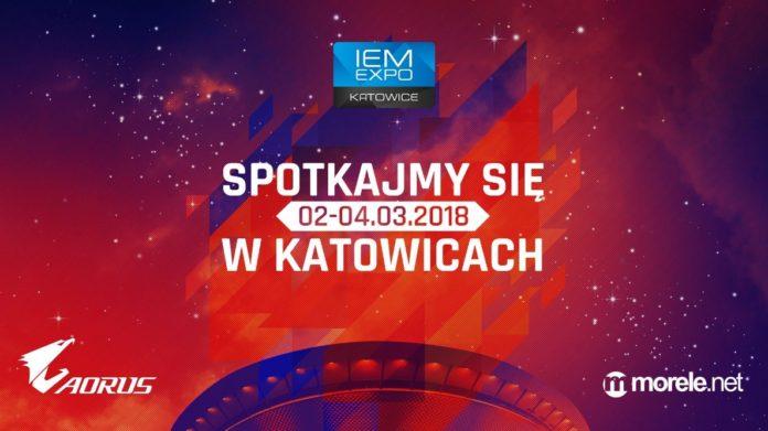 Intel Extreme Masters Katowice 2018 - Gigabyte