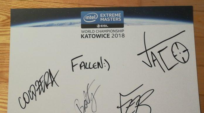 Intel Extreme Masters Katowice 2018 - Michał Urban