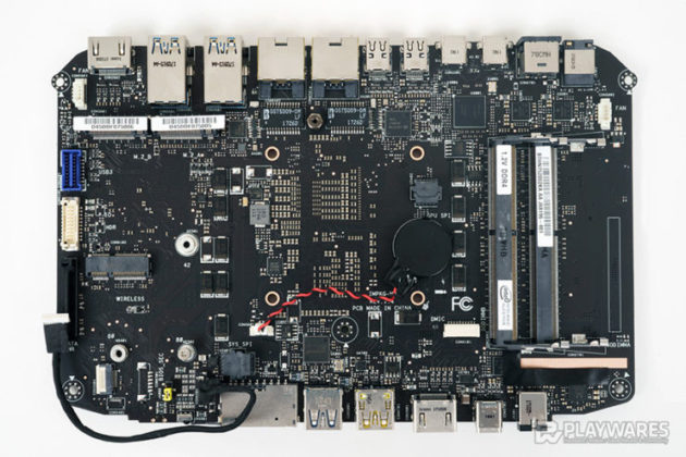 Intel NUC Radeon RX Vega M