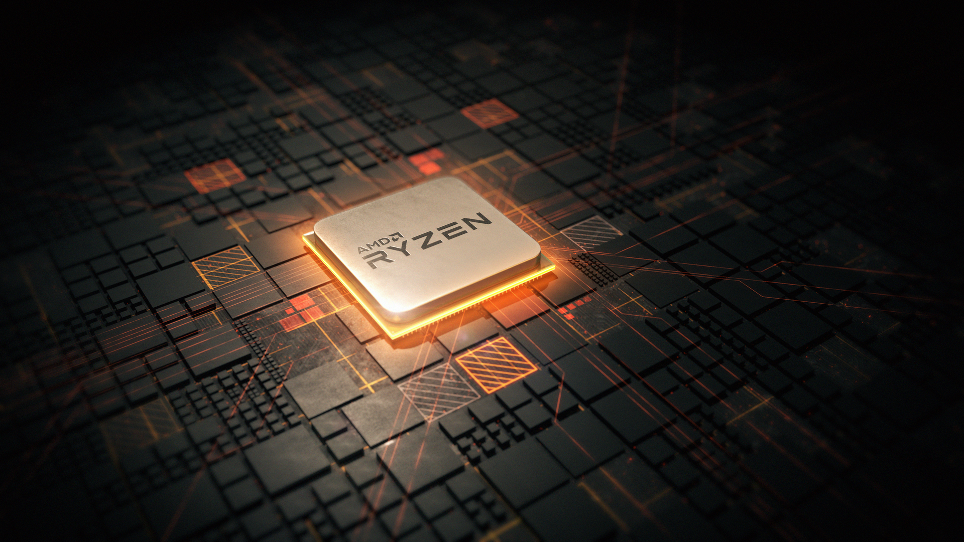 2nd Gen. Ryzen CPU