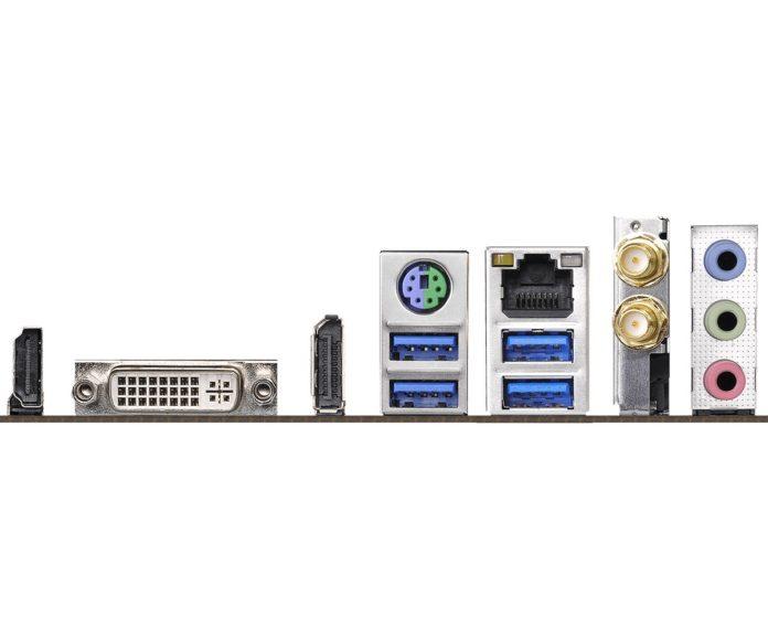 ASRock B360M-ITX/ac
