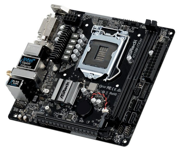 ASRock H310-ITX/ac