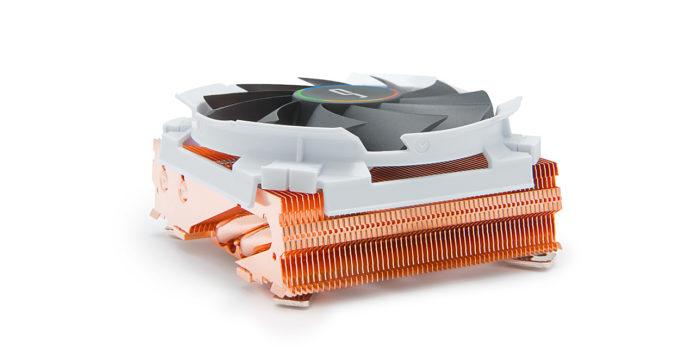Chłodzenia niskoprofilowe procesorów dla mini-ITX 3