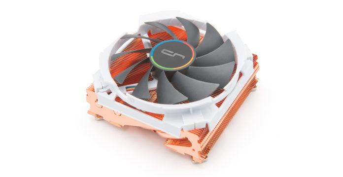 Chłodzenia niskoprofilowe procesorów dla mini-ITX 2