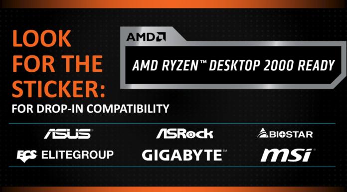Ryzen Desktop 2000 Ready