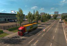 Euro Truck Simulator 2 - odświeżanie Niemiec