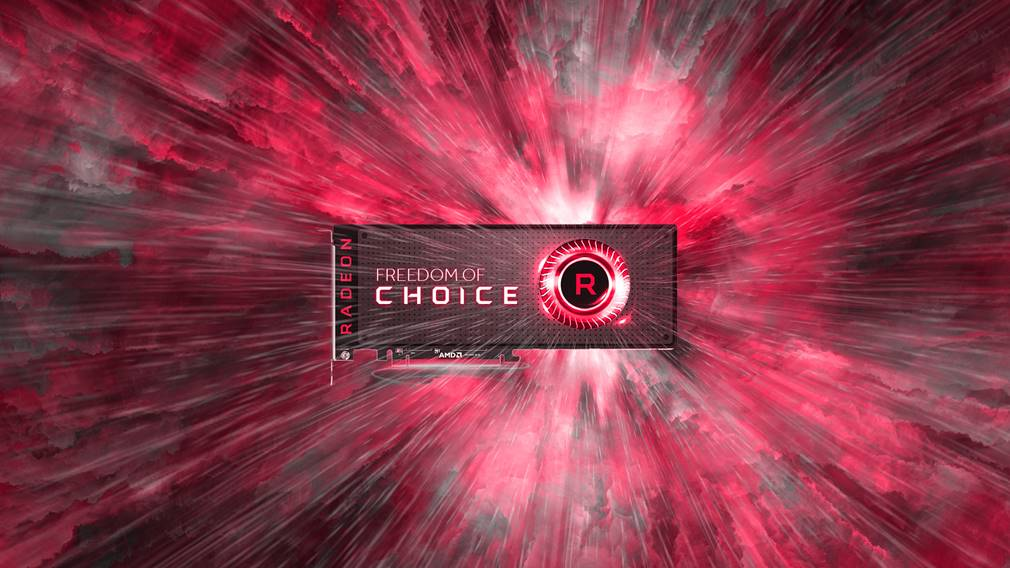 Freedom of Choice, AMD