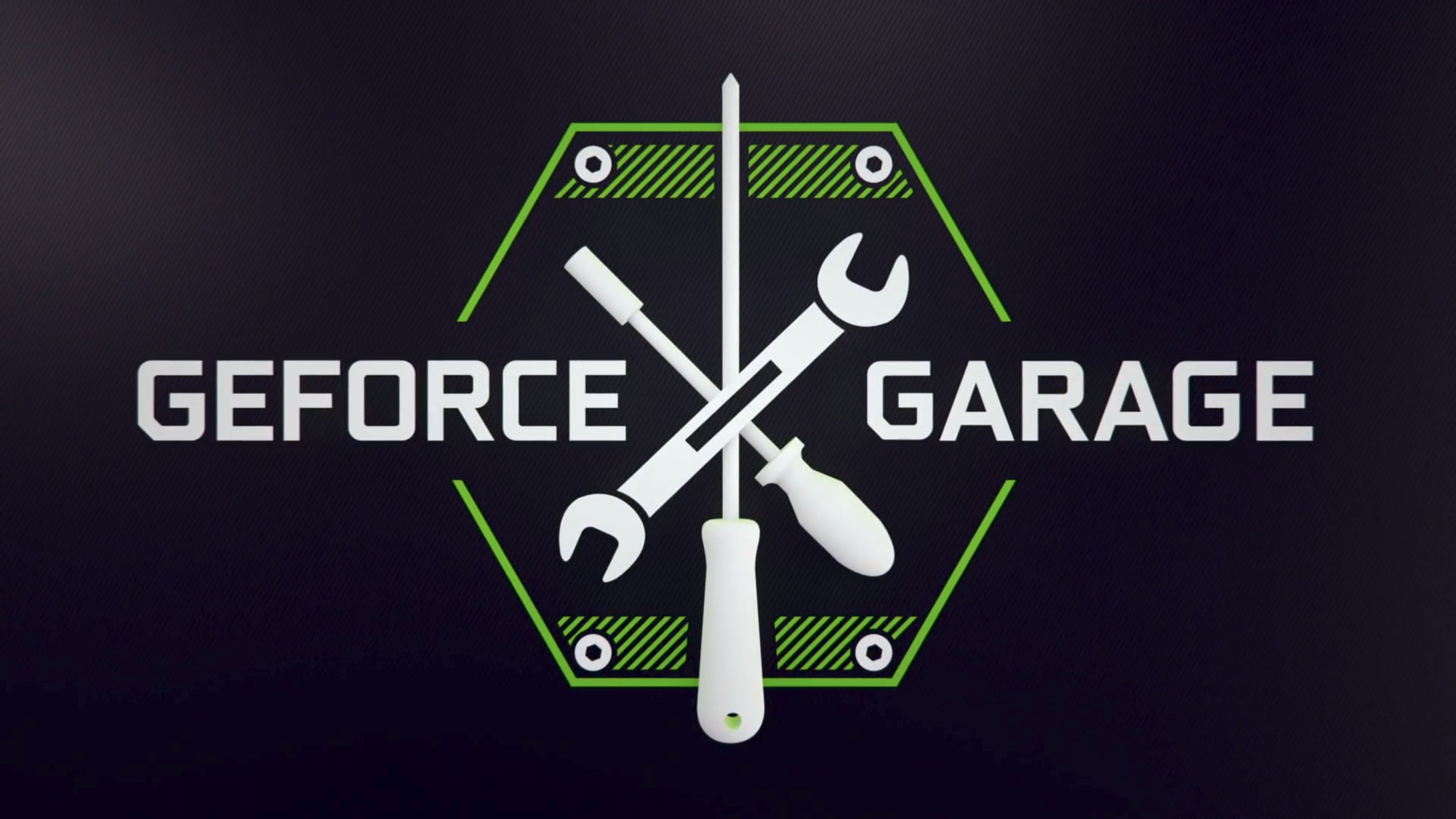 GeForce Garage