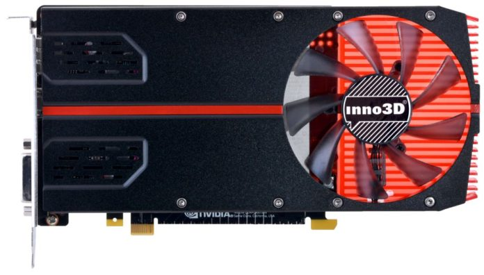 Inno3D GeForce GTX 1050 (1-Slot Edition)