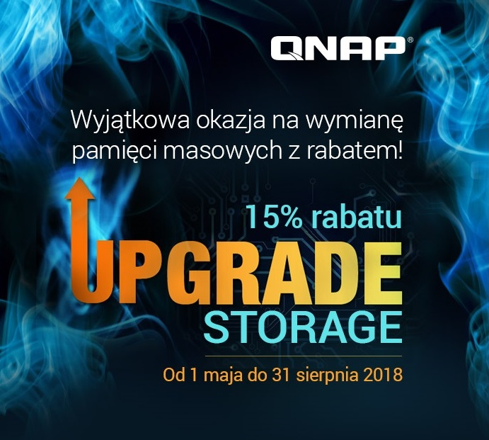 QNAP - Upgrade your storage