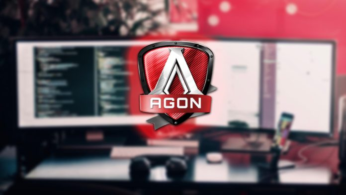 AOC Agon - logo