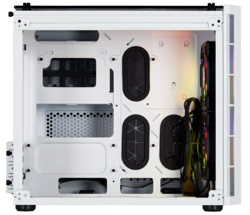 CORSAIR Crystal 280X RGB White