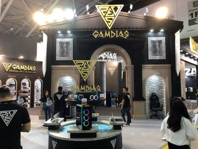 GAMDIAS - COMPUTEX 2018