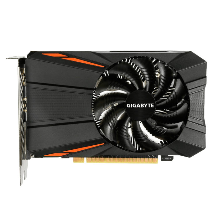Gigabyte GeForce GTX 1050 D5 3GB